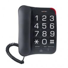 Телефон Texet TX-201 черный