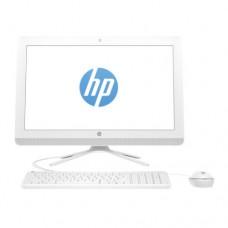 "Моноблок HP 22-b345ur 21.5""FHD, i3-7100U, 4GB DDR3, 1TB,DVDRW, клавиатура+мышь USB,DOS,белый"