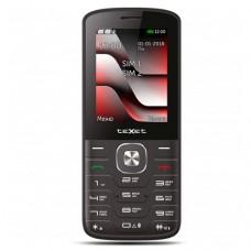 """Мобильный телефон TM-D329, 2.4"""", 240х320 черно-красный"""