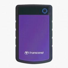 "Жесткий диск внешний 2.5"" Transcend ""StoreJet 25H3P"" 3TB USB3.0 TS3TSJ25H3P, Blue"