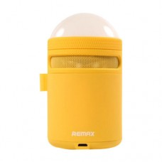 Колонки Remax LED RB-MM, беспроводная, Yellow