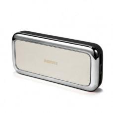 Портативное зарядное устройство Remax, RPP-36, 10000mAh, Выход: USB 2*2.1A, Серый