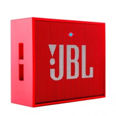 Колонки JBL GO, Bluetooth, JBLGORED, Red