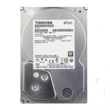 """Жесткий диск внутренний Toshiba 6TB, X300, SATA 6Gb/s, 3.5"""" (HDWE160EZSTA)"""