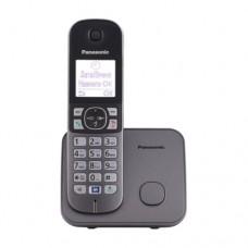 Телефон DECT Panasonic KX-TG6811CAM