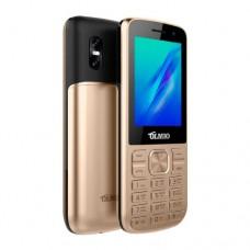 Мобильный телефон OLMIO M22 золото