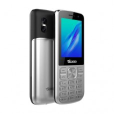 Мобильный телефон OLMIO M22 серебро