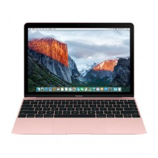 "Ноутбук Apple MacBook 12"" (MMGL2RU/A), Core M3-1.1GHz/12""/8Gb/256GbSSD/IntelHD 515/WL/BT/MacOS, Rose"