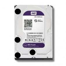 """Жесткий диск внутренний WD Purple 4TB  WD40PURX / 3.5"""", 64Mb"""