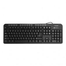 Клавиатура Crown CMK-300, Черная, USB (проводная)