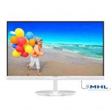 "Монитор 23"" Philips 234E5QHAW/00, White,1920x1080, TFT AH-IPS, 5 ms, 250кд/м2, D-Sub, HDMI, MHL"