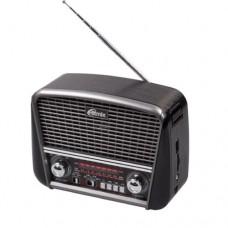 Радиоприемник портативный RITMIX RPR-065, серый