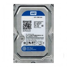 """Жесткий диск внутренний WD Original Blue 1TB  WD10EZRZ 3.5"""", 64Mb,"""