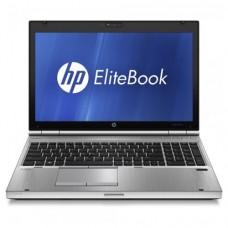 "Ноутбук HP EliteBook 8570p Intel Core i5-3320M-2.6MHz/4GB/SSD 256GB/15.6""/DVD-R/Win 10Pro. б/у,постл"