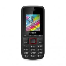 Мобильный телефон Texet TM-203, черно-красный