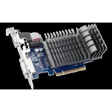 Видеокарта Asus GT710, 1Gb,SVGA,PCI Express,DVI/HDMI/VGA, GDDR3/64bit