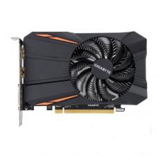 Видеокарта Gigabyte GV-RX550D5-2GB, SVGA,PCI Express,HDMI/DVI/DP, GDDR5/128bit
