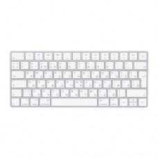 Клавиатура Apple Magic with Numeric Keypad - Russian, MLA22RU/A, Space Grey (беспроводная)