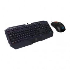 Комплект клавиатура+мышь Aula Gaming Set, Black Altar, USB (проводная)