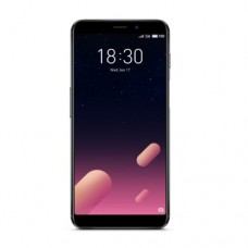 "Смартфон Meizu M6S, 64GB, 5.7"", 1440x720, 3GB RAM, 16Mp+8Mp, 2xSIM Black"