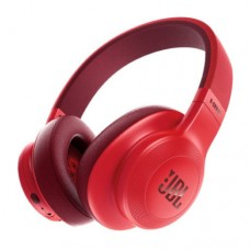 Гарнитура JBL Bluetooth the range of 10 m battery operation 20 hours Red JBLE55BTRED