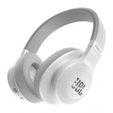 Гарнитура JBL Bluetooth the range of 10 m battery operation 20 hours White JBLE55BTWHT