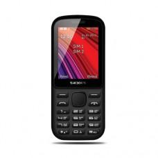 Мобильный телефон Texet TM-208,  черно-желтый