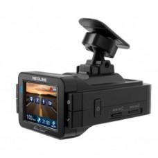 "Видеорегистратор+Радар Neoline X-COP 9100, A7L50, Full HD, 2"",1920x1080, Угол обзора 135°,датчик уда"