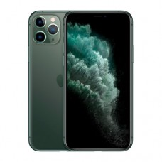 "Смартфон Apple iPhone 11 Pro Max 256Gb, 6.5"", 2688x1242, RAM 4GB, 12Mp, LTE, Midnight Green (MWHM2RM"