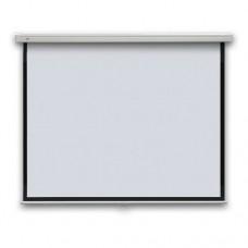 Экран проекционный, Deluxe DLS-M203x153W, настенный,Matt White,203x153, Белый