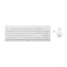 Клавиатура+мышь HP M7P30AA, C2710, Белая, USB (беспроводная)