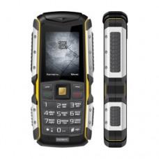 Мобильный телефон Texet TM-512R черный/желтый