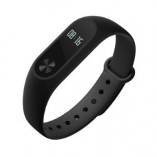 Фитнес браслет Xiaomi, Mi Band 2 черный
