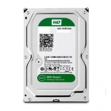 """Жесткий диск внутренний WD Green SATA 6Gb/s, 3.5"""" 5900rpm 64Mb 500GB"""