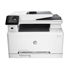 МФУ HP LaserJet Pro M277n (B3Q10A), A4 (принтер/сканер/копир/факс), 600x600 dpi,256MB, Ethernet (RJ-