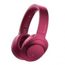 Наушники SONY MDR100AAPPC Pink, проводные 1,2м, с микрофоном