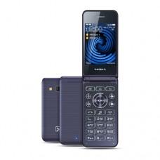 Мобильный телефон Texet TM-400, синий