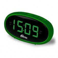 Радиочасы RITMIX RRC-616, Зеленый
