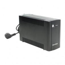 UPS Cyber Power UT850EI, 850VA/480W, AVR, Разъем C13