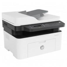 МФУ HP Laser MFP137fnw (4ZB84A), A4 (принтер/сканер/копир/Fax),1200dpi,20ppm 128Mb,600 MHz Ethernet/