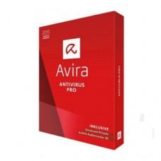 Антивирус Avira Antivirus Pro BOX 2015 - лицензия на 1 год на 9ПК и 3 пользователя