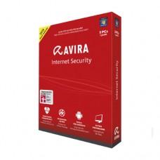 Антивирус Avira Internet Security Suite BOX 2015 - лицензия на 1 год на 9ПК и 3 пользователя