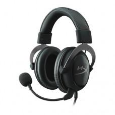 Наушники накладные с микрофоном Kingston KHX-HSCP-GM, Cloud II Metal