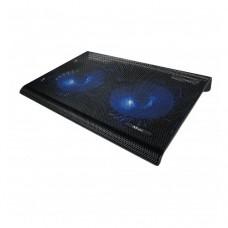 Подставка охлаждающая для ноутбуков Trust Cooling Stand Azul