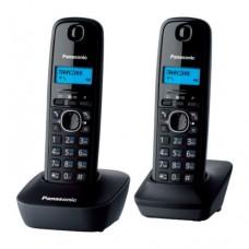 Телефон DECT Panasonic KX-TG1612 CAH