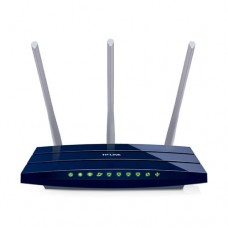Беспроводной маршрутизатор TP-LINK TL-WR1045ND(RU), 450M Ultimate Wireless N Router,4port GS, 1 USB 2.0, 3T3R, 2.