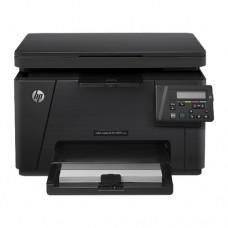 МФУ HP LaserJet Pro M176n (CF547A), A4 (принтер/сканер/копир),600x600dpi, 128Mb,Ethernet (RJ-45), US