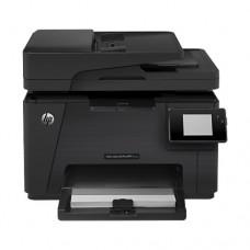 МФУ HP Color LaserJet Pro M177fw (CZ165A), A4 (принтер/сканер/копир/факс), 1200x1200 dpi,128MB, Ethe