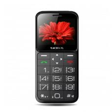 """Мобильный телефон Texet TM-B226, 2.31"""", 320х240, черно-красный"""