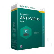 Антивирус Kaspersky Anti-Virus 2016 2Dt Base